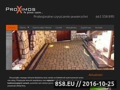 Miniaturka domeny proximos.pl