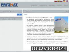 Miniaturka domeny pryzmat.com