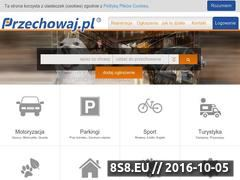 Miniaturka domeny www.przechowaj.pl
