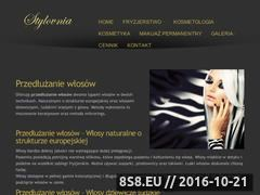 Miniaturka domeny przedluzanie-wlosow-poznan-gniezno-wrzesnia.pl