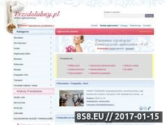 Miniaturka domeny www.przedslubny.pl