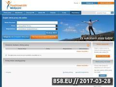 Miniaturka domeny www.przedstawicielemedyczni.pl