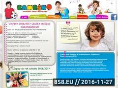 Miniaturka domeny przedszkola-bambino.pl