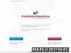 Miniaturka domeny www.przedszkola-niepubliczne.com.pl