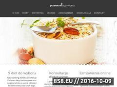 Miniaturka domeny www.przelomwodzywianiu.pl