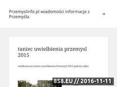 Miniaturka domeny www.przemyslinfo.pl