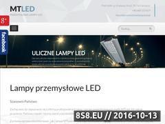 Miniaturka domeny przemyslowelampyled.pl