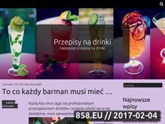 Miniaturka domeny przepisy-na-drinki.pl