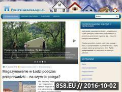 Miniaturka domeny przeprowadzajac.pl