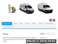 Miniaturka domeny przeprowadzamy.com.pl