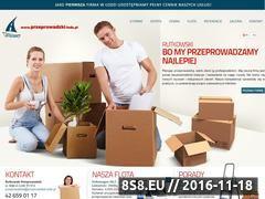 Miniaturka domeny www.przeprowadzki-lodz.pl