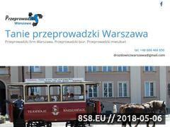 Miniaturka domeny przeprowadzki-tanio.waw.pl