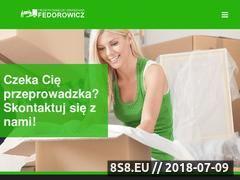 Miniaturka przeprowadzki-warszawa.pl (Transport i przeprowadzki)