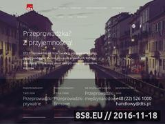 Miniaturka domeny przeprowadzki.pl