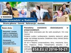 Miniaturka domeny www.przeprowadzki24.radom.pl