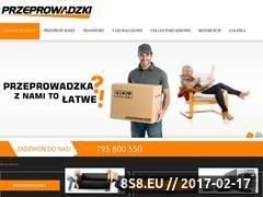 Miniaturka domeny www.przeprowadzkilodz.org