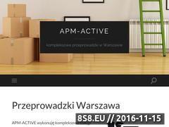 Miniaturka domeny przeprowadzkiwarszawa-24.pl