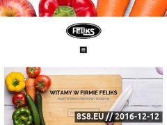 Miniaturka domeny przetwory-feliks.pl