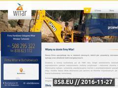 Miniaturka domeny www.przewiertywitar.pl
