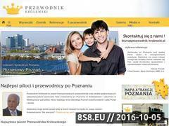 Miniaturka domeny www.przewodnik-krolewski.pl