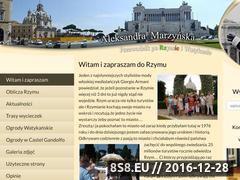 Miniaturka przewodnikporzymie.com.pl (Przewodnik po Rzymie)