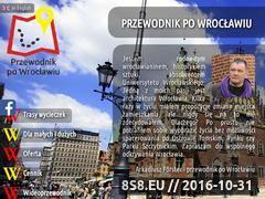 Miniaturka przewodnikpowroclawiu.com (Zwiedzanie Wrocławia z przewodnikiem)