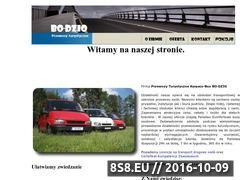 Miniaturka domeny www.przewozy-bodzio.com
