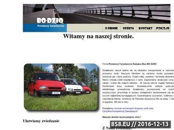 Zrzut strony ABC Bus Karpacz-Jelenia Góra-Wrocław-Szklarska Poręba-Świeradów Zdrój