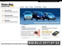 Miniaturka domeny www.przewozy-poznan.pl