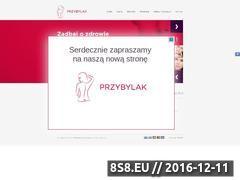 Miniaturka domeny www.przybylak-kosmetyka.pl