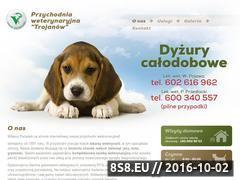 Miniaturka domeny przychodnia-trojanow.pl