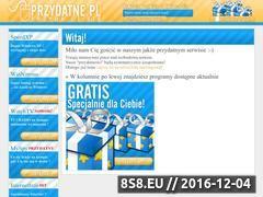 Miniaturka domeny przydatne.pl