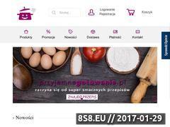 Miniaturka domeny przyjemnegotowanie.pl