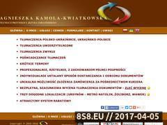 Miniaturka domeny przysieglyukrainskiego.pl