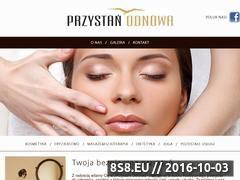 Miniaturka domeny www.przystanodnowa.pl
