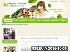 Miniaturka domeny www.przytkowice.pl