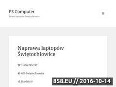 Miniaturka domeny ps-computer.pl