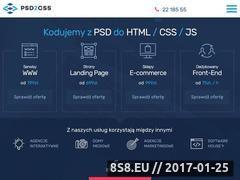 Miniaturka domeny www.psd2css.pl