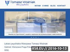 Miniaturka domeny psychiatra-gabinet.pl