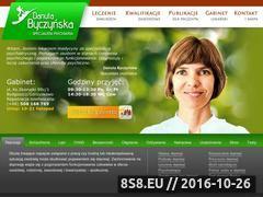 Miniaturka domeny www.psychiatra.bydgoszcz.eu
