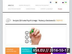 Miniaturka domeny psychiatrzy.pl