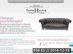 Miniaturka domeny www.psychogabinet.pl