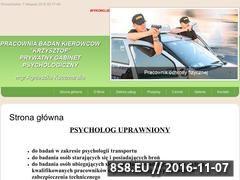 Miniaturka domeny psycholog-kaczmarska.stargard.pl