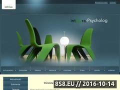 Miniaturka domeny www.psychologintegra.pl