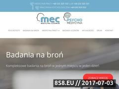 Miniaturka domeny psychomedycyna.pl