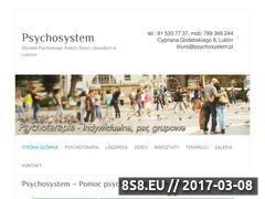Miniaturka domeny psychosystem.pl