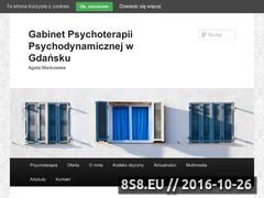 Miniaturka domeny psychoterapeutagdansk.pl