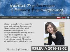 Miniaturka domeny psychoterapiabykiewicz.pl