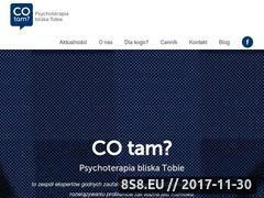 Miniaturka psychoterapiacotam.pl (Psychoterapia cotam?)