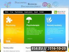 Miniaturka domeny psychoterapialegnica.pl